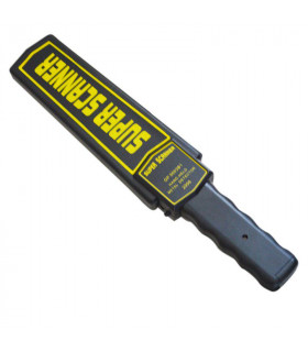 Detector de Metais de mão para segurança
