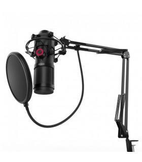 Kit de Microfone Streaming Krom Kapsule