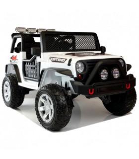 Carro Elétrico Jeep Rough Speed 4x4 12V Bateria c/ Comando