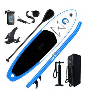 Paddle Insuflavel FunWater Azul